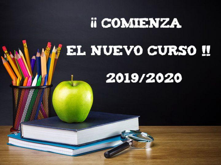 Comienza el nuevo curso