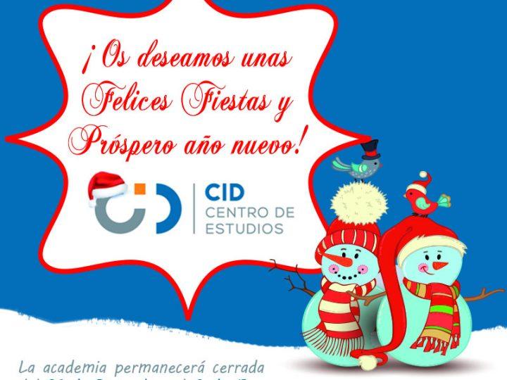 ¡¡ Feliz Navidad y Próspero Año Nuevo !!
